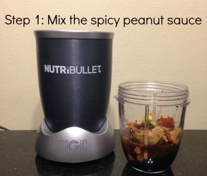 step 1 sauce