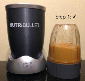 step 1 sauce done